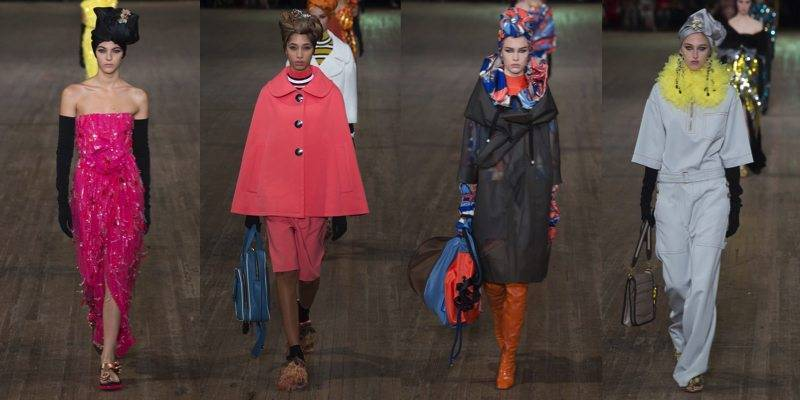 The delightfully unpredictable Marc Jacobs