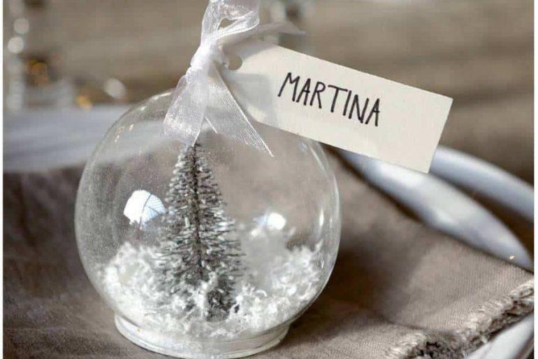 Warm Winter Wedding Favours