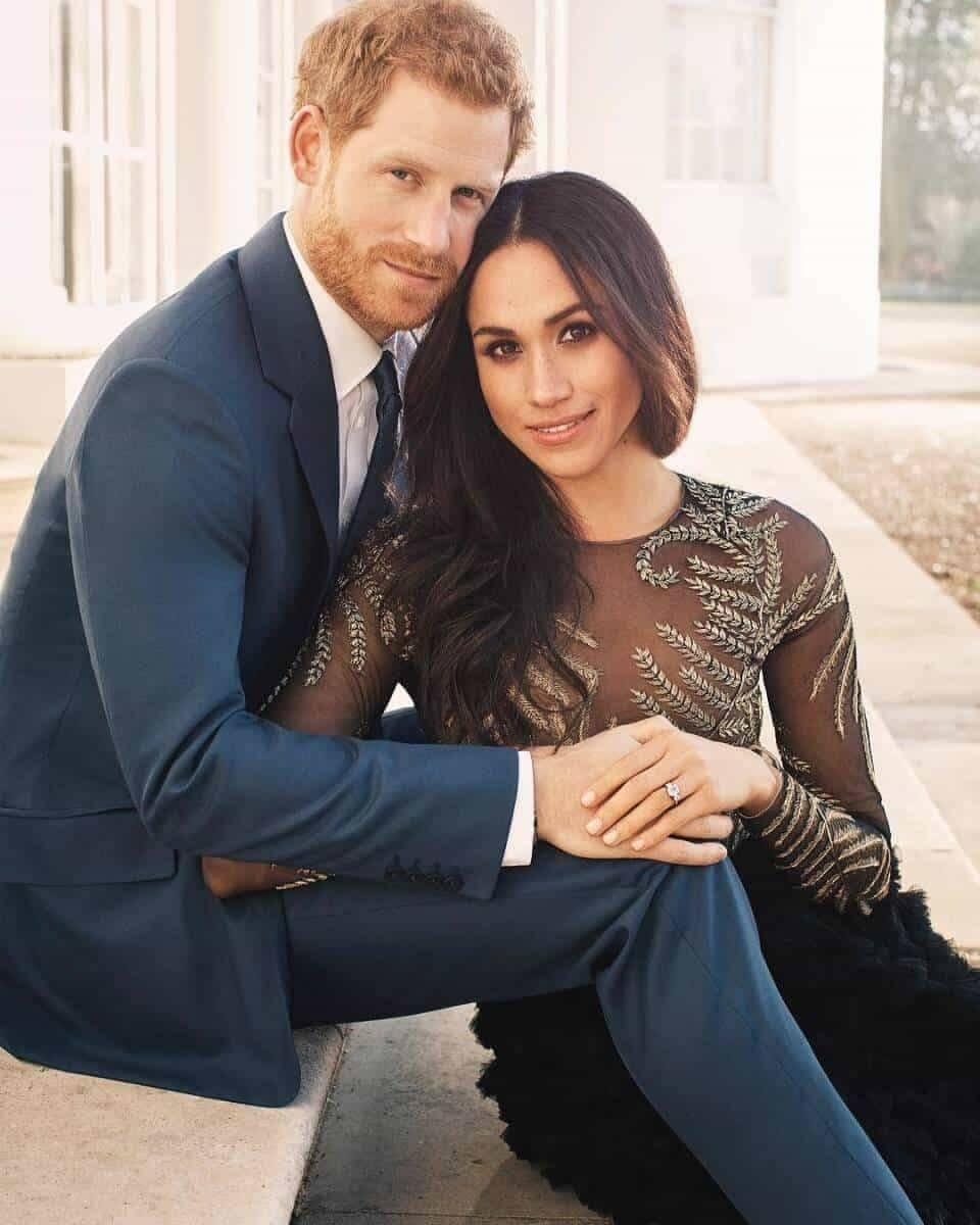 Prince Harry and Meghan Markle's big day