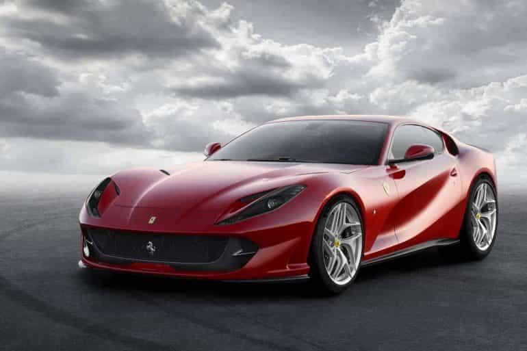 Ready, Steady, Ferrari