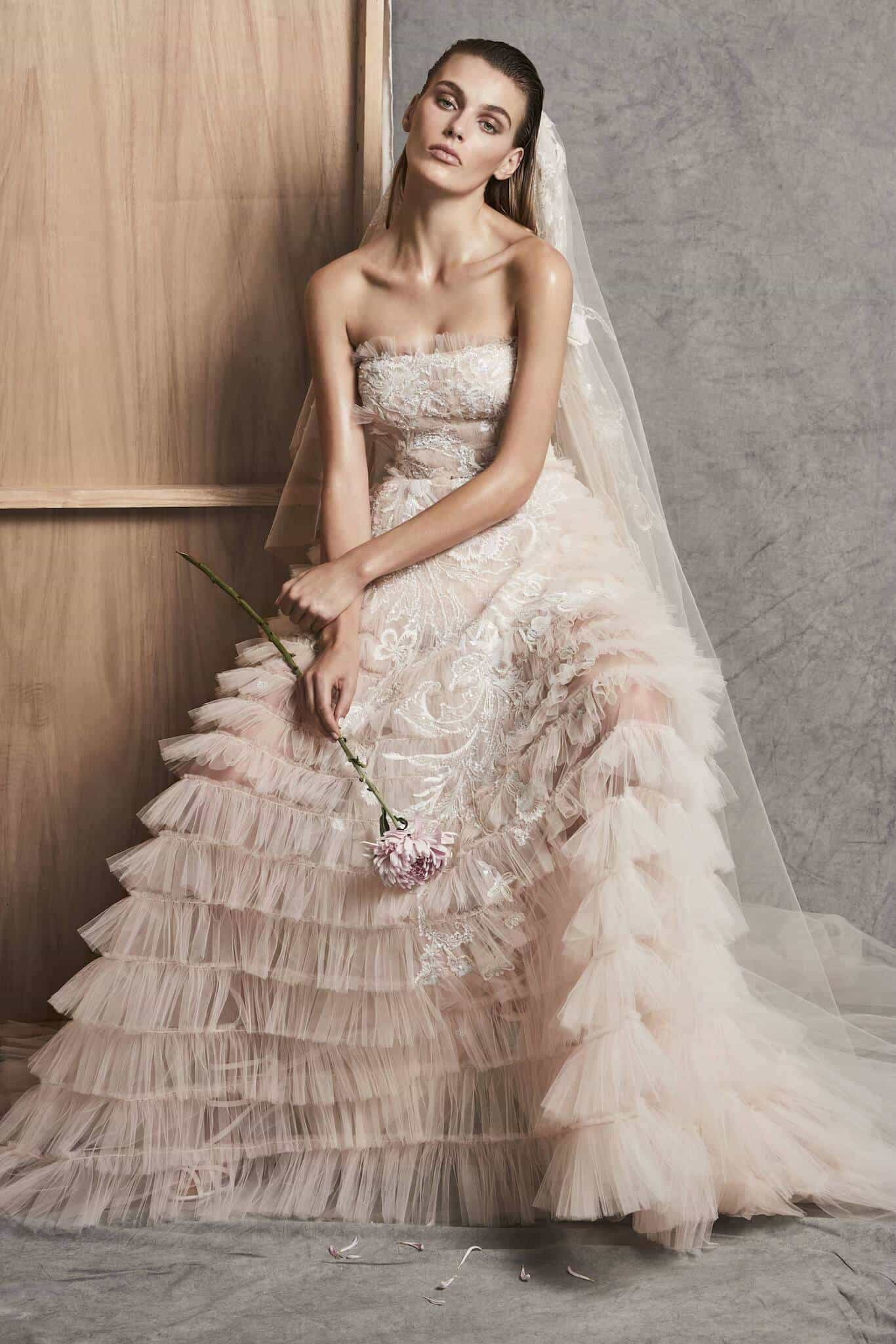 Zuhair Murad's 2018 Bridal Collection