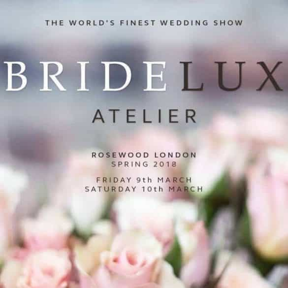 Win tickets to Bridelux 2018 shows!