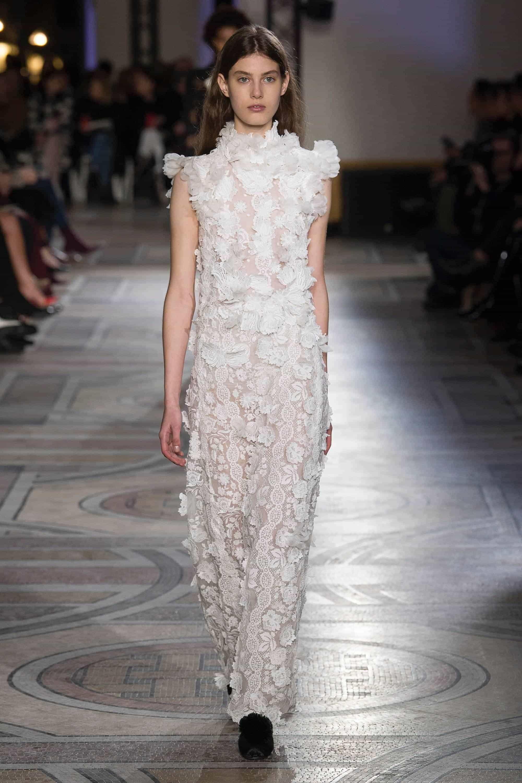 Paris Haute Couture Fashion Week 2018 - Giambattista Valli