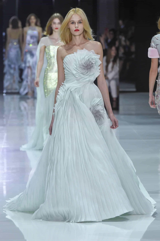 Paris Haute Couture Fashion Week 2018 - Ralph & Russo