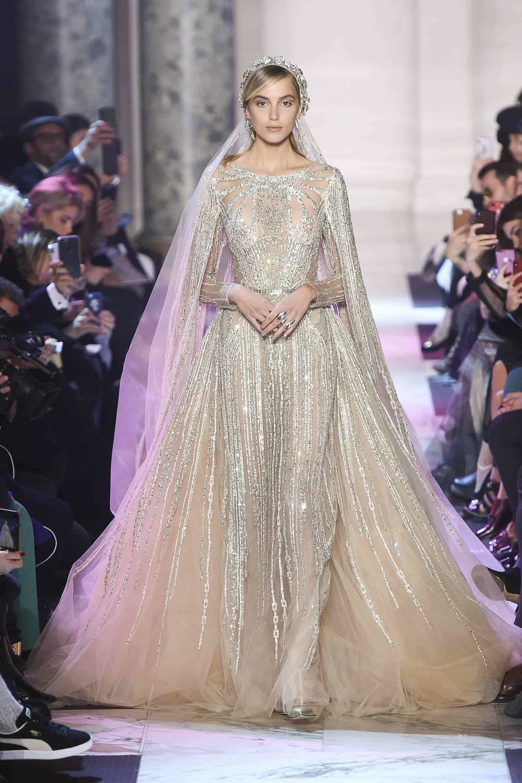 Paris Haute Couture Fashion Week 2018