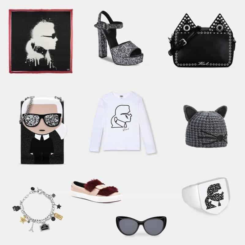 Karl Lagerfeld - the eclectic icon