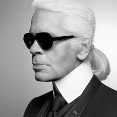 Karl Lagerfeld – the eclectic icon