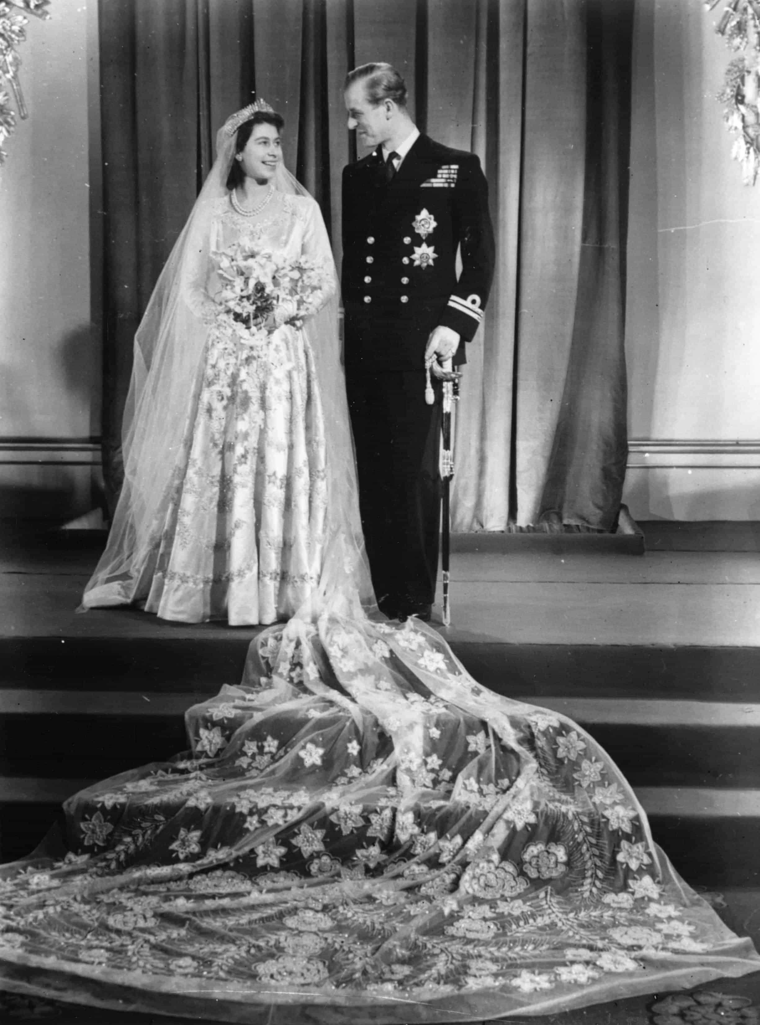 Royal Wedding Dresses Through the Years