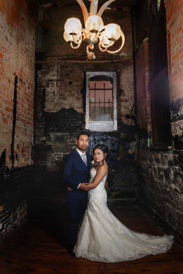 A rustic, romantic wedding in Toronto