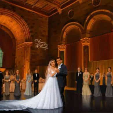 Member Spotlight on Anthony Galati – Live Event Painter