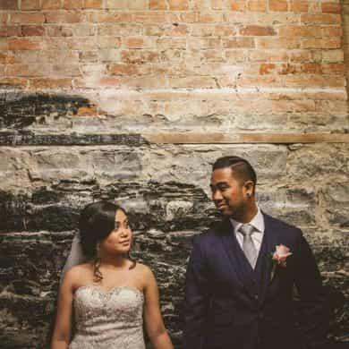 Rustic romance in Toronto