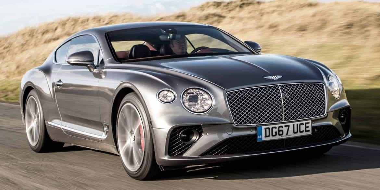 Bentley – the best in its class
