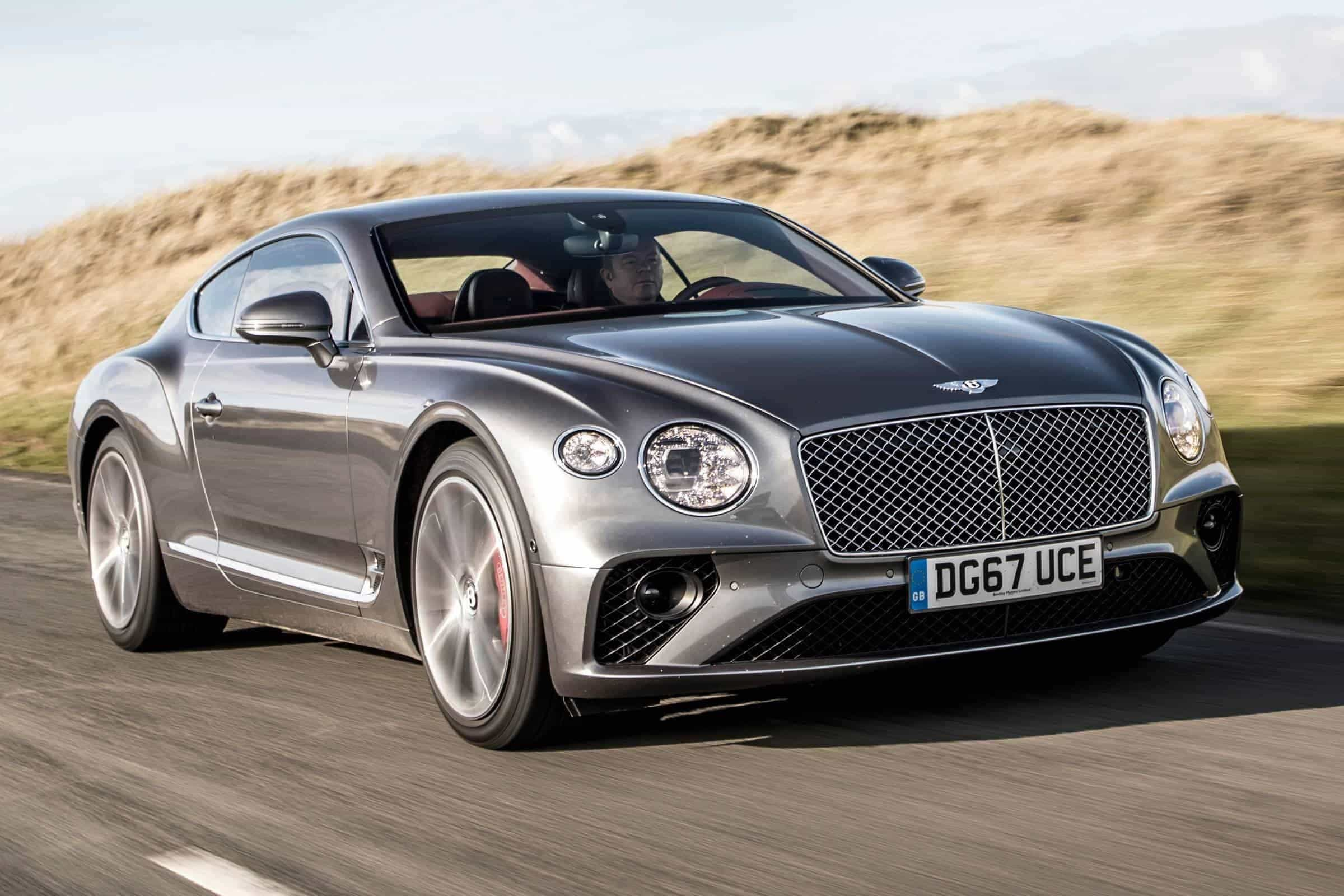 Bentley - the best in its class
