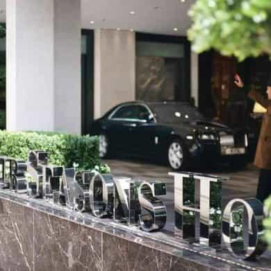 Review: Four Seasons Hotel London at Park Lane