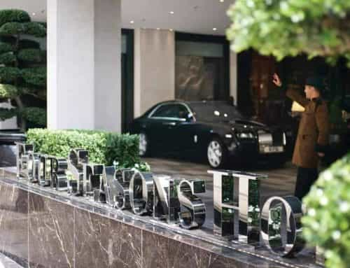 Review: Four Seasons Hotel London at Park Lane