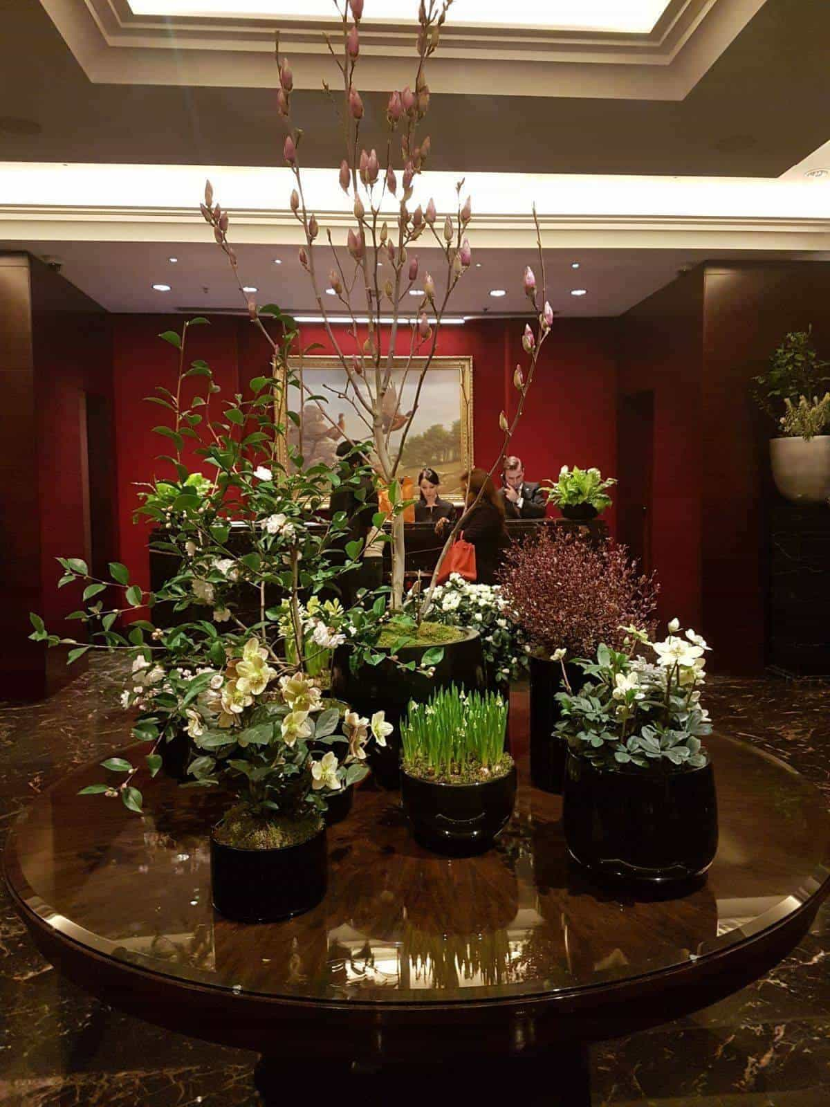 Review: The Four Seasons Park Lane