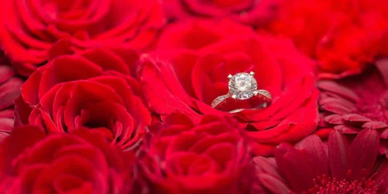 Valentine's Day Wedding Inspiration Style Shoot