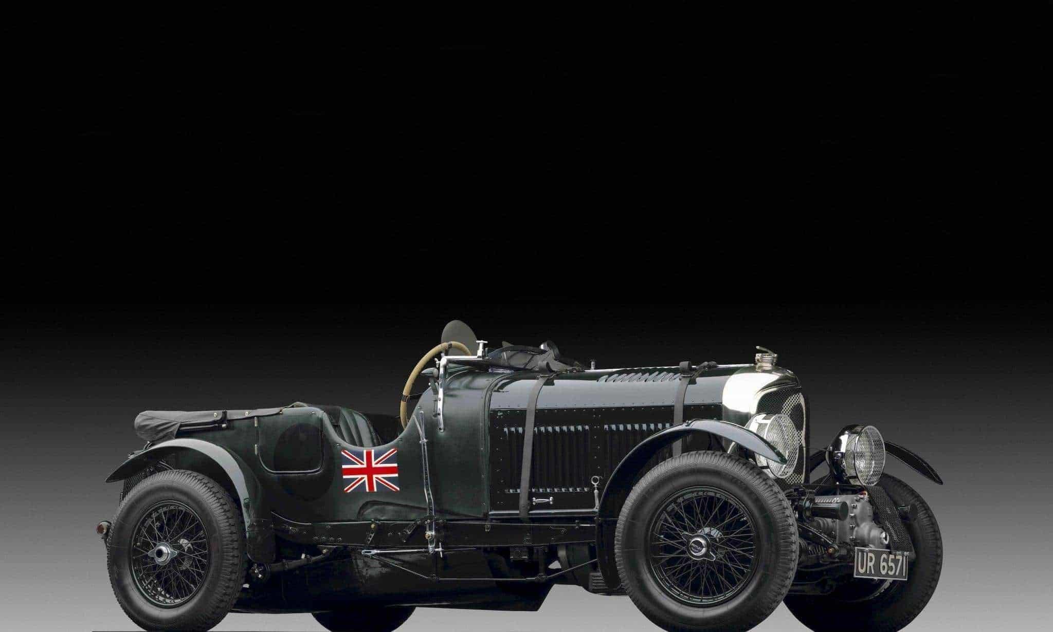 Bentley - the best in its class