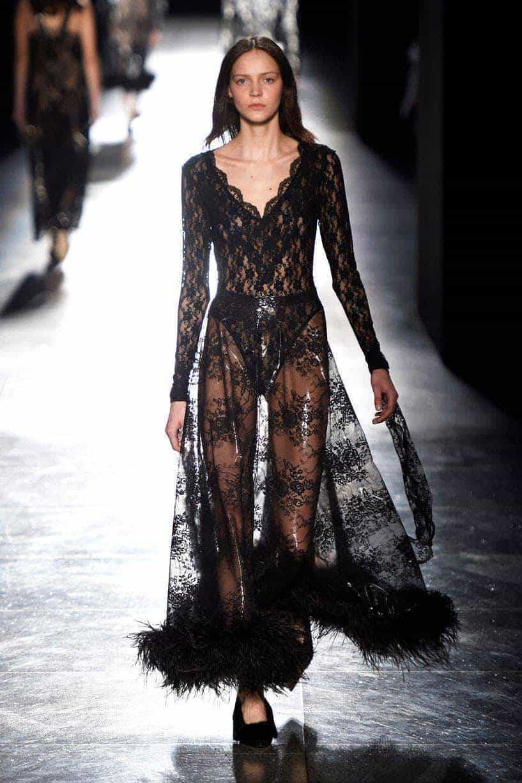 London Fashion Week AW18 highlights
