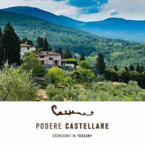 Podere Castellare logo