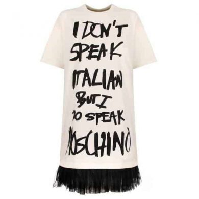 Fearless Moschino