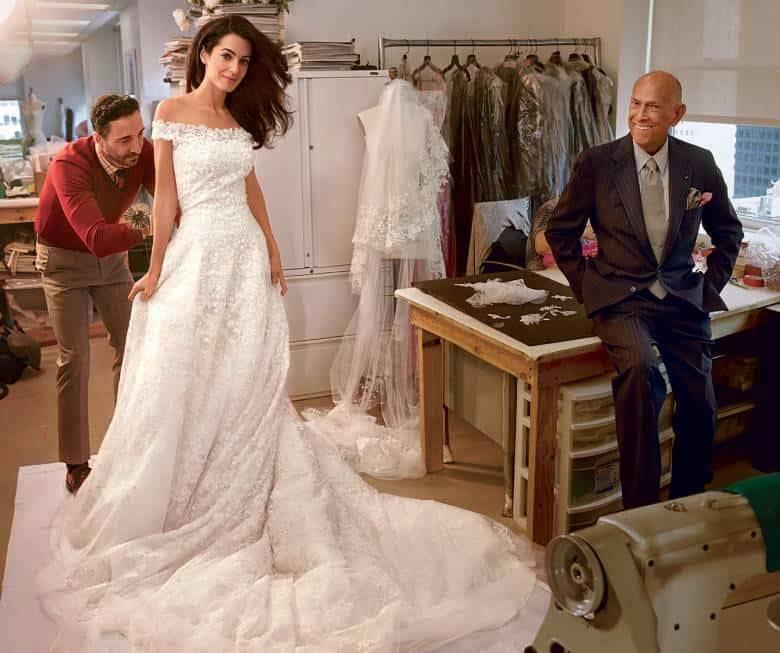 Oscar de la Renta Weddings