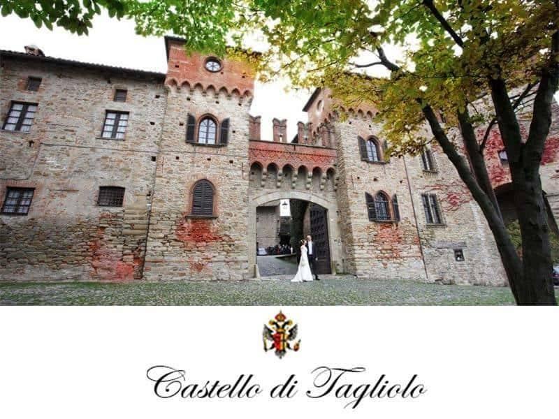 CASTELLO DI TAGLIOLO logo - Luxury Wedding Gallery