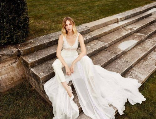 Designer Danielle Frankel debuts at The Wedding Gallery