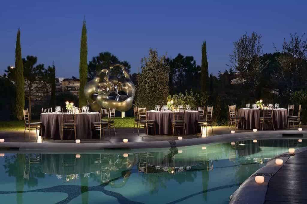 EVENT HOTEL PISCINA - Luxury Wedding Gallery