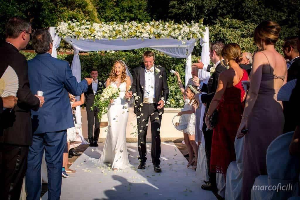 Jewish Wedding in Taormina