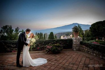 Jewish Wedding in Taormina