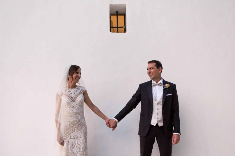 A gorgeous wedding in the beautiful Apulian countryside