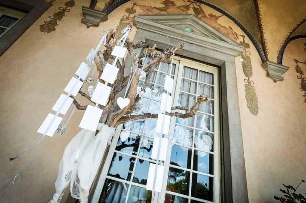 Tableau de marriage matrimonio Laura e Andrea - Luxury Wedding Gallery