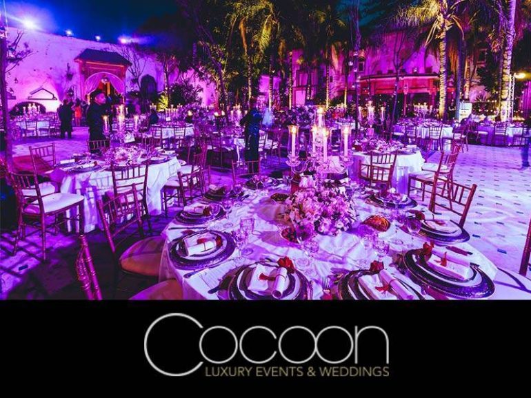 cocoon events and weddings logo