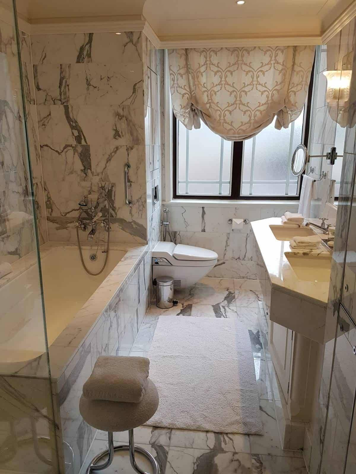 Review: The Dorchester Hotel