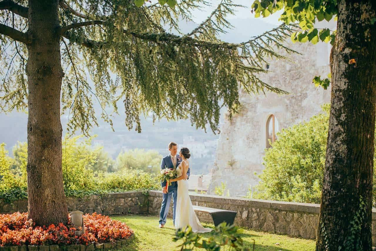 Italian sunshine at the Pink Palace