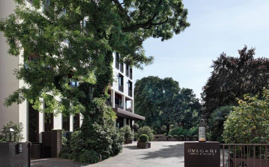 BVLGARI - the icon of bold, luxury design