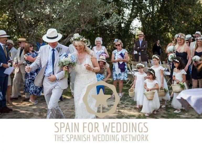 Spain4weddings.com logo