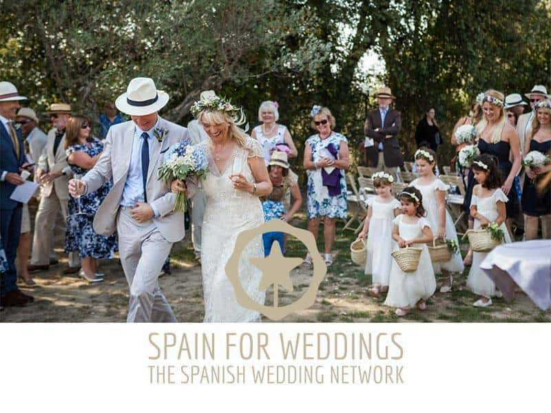 Spain4weddings.com logo