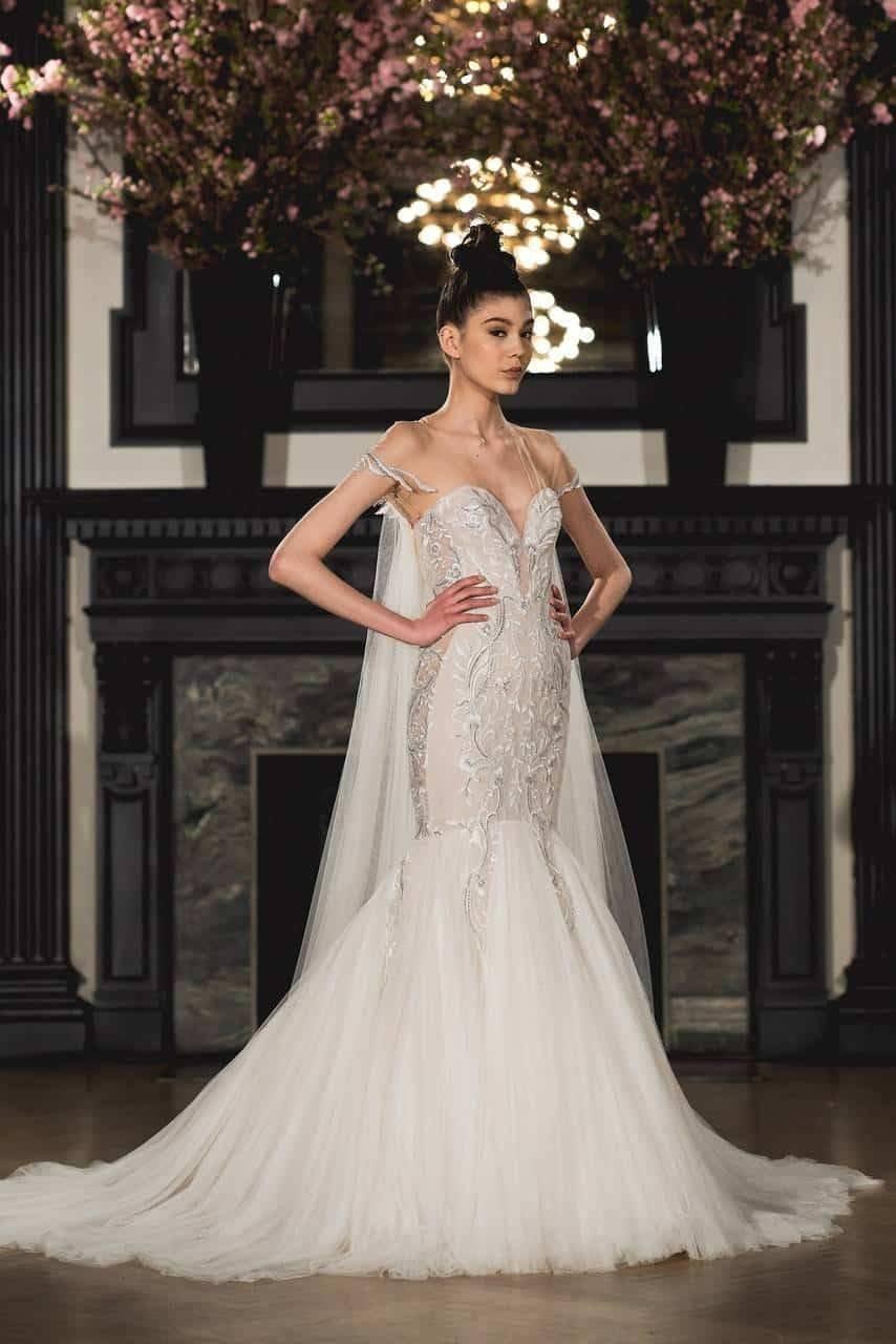 New York Bridal Fashion Week: SS19