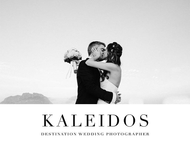 Kaleidos Wedding