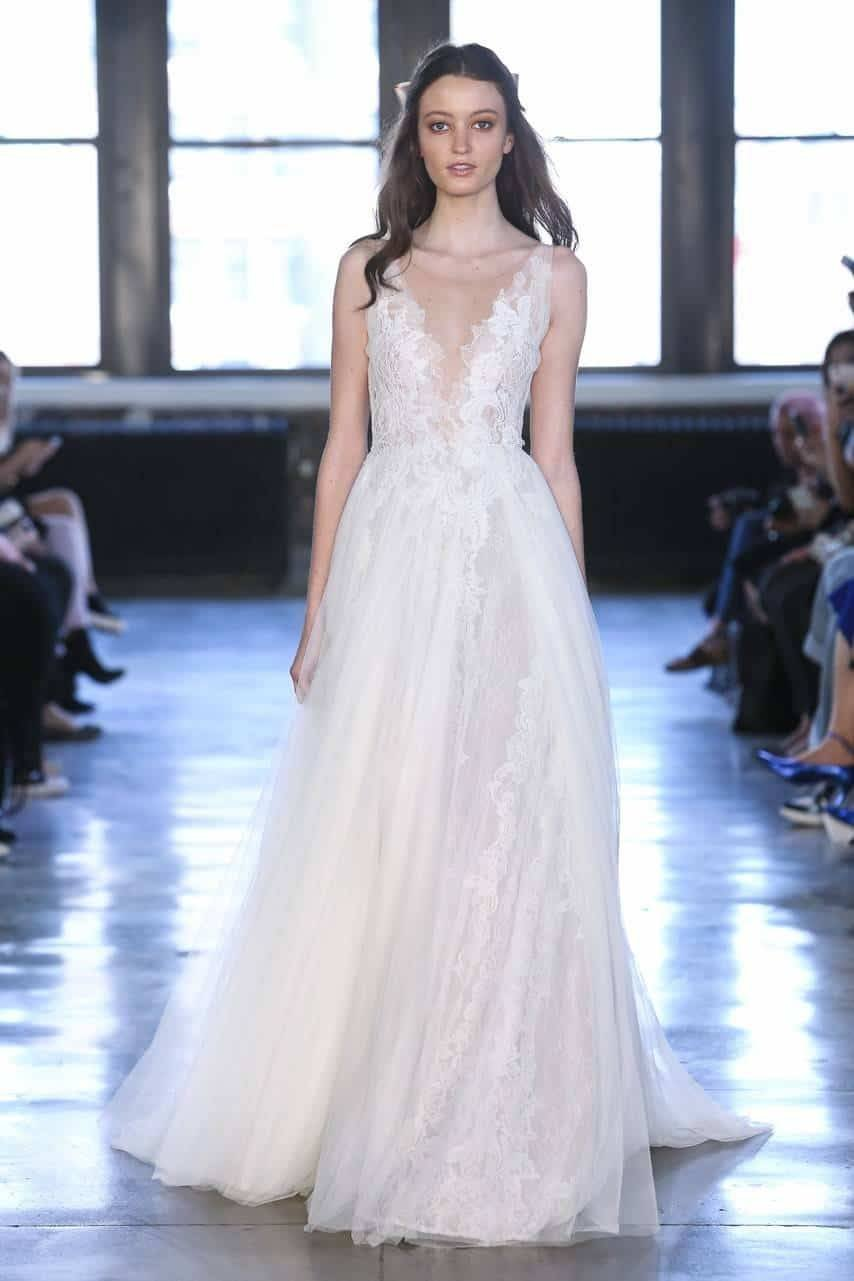 New York Bridal Fashion Week: SS19