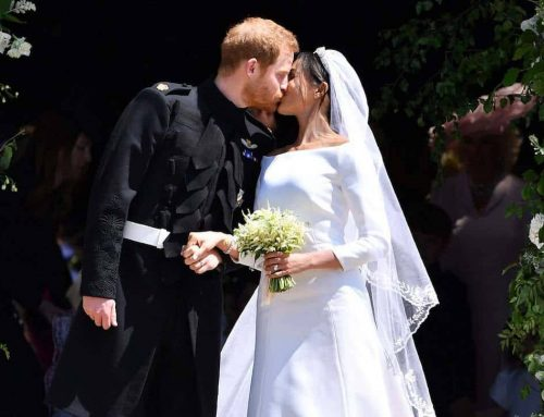 Get inspired by Meghan's wedding flowers
