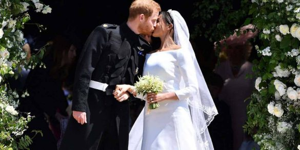 Harry and Meghan's Amazing Wedding Day - Royal Wedding Day