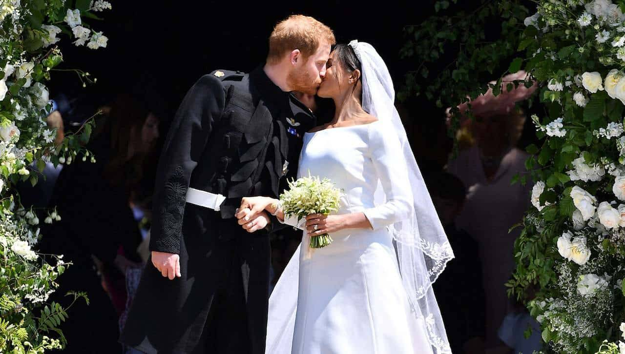 Harry and Meghan's Amazing Wedding Day - Royal Wedding Day