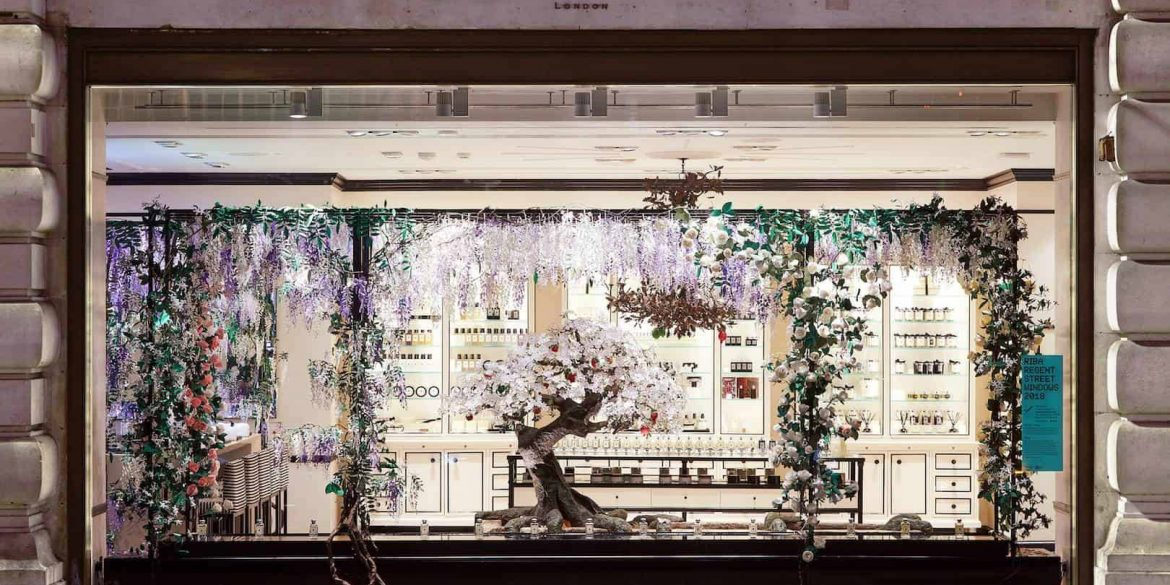 Jo Malone London's new secret garden
