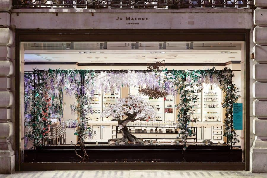 Jo Malone London S New Secret Garden Wedding Event Ideas