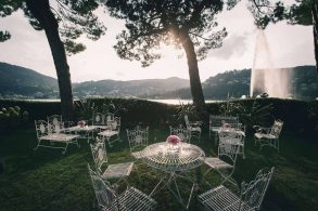Three day wedding on Lake Como