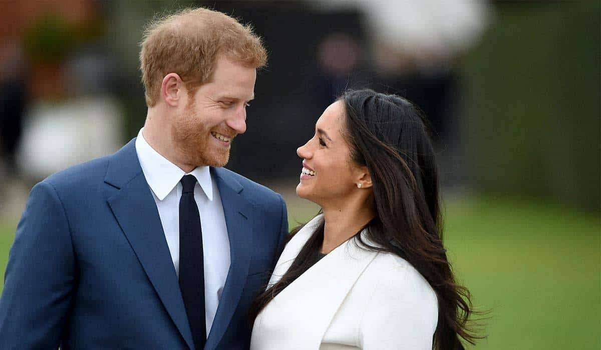 Harry & Meghan - the day before