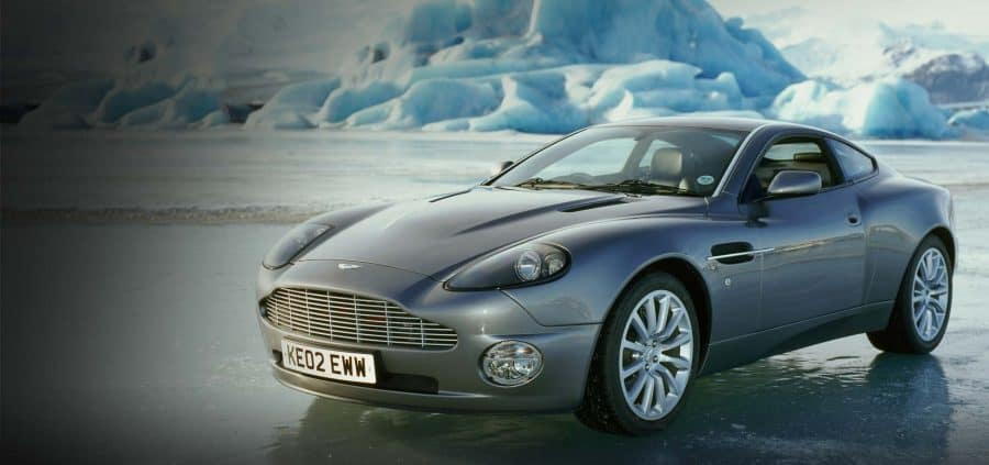 Aston Martin - British Luxury